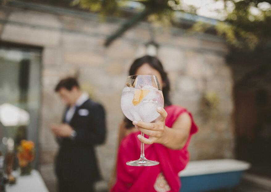 7 bebidas refrescantes para tu boda: ¡qué tus invitados se diviertan y no pasen calor!