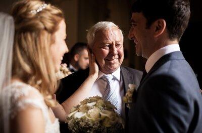 Ślub, to nie tylko msza , a wesele, to nie tylko impreza, a niezapomniane emocje i chwile wzruszenia.