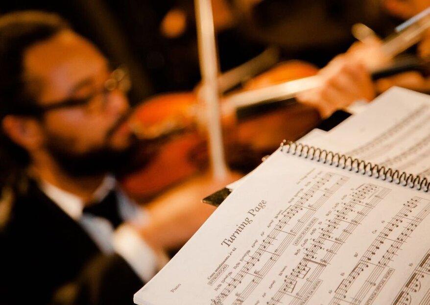 As 8 melhores orquestras de casamento de São Paulo: trilha sonora PERFEITA para o seu grande dia!