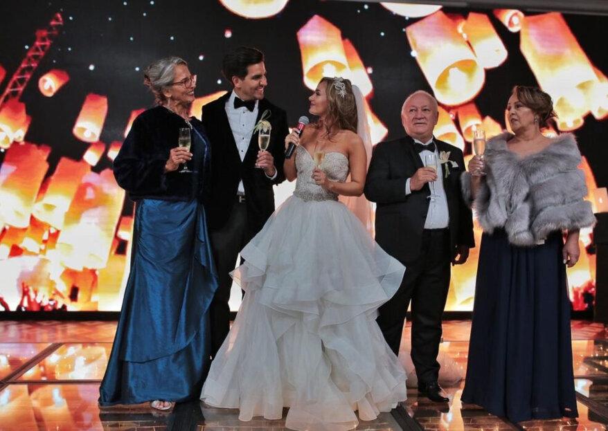 Que tu boda sea para ti, la visión de un wedding planner único: Desde el Cielo