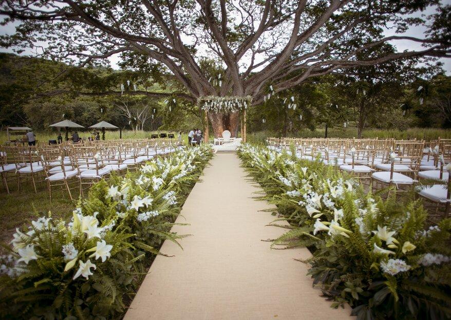Ocho prioridades en tu boda explicadas por las wedding planner de I Do Team