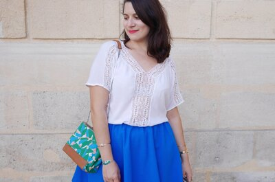 #MonMariageDeBlogueuse : Alexandra de Mademoiselle Modeuse nous raconte son mariage en toute simplicité