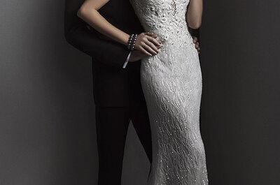 Vestidos de novia en la primavera 2015: Sottero & Midgley la esencia del lujo y la elegancia