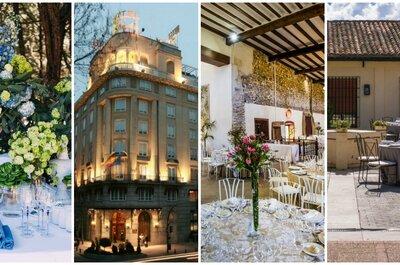 ¿Dónde casarse en Madrid? Los lugares más espectaculares para tu boda