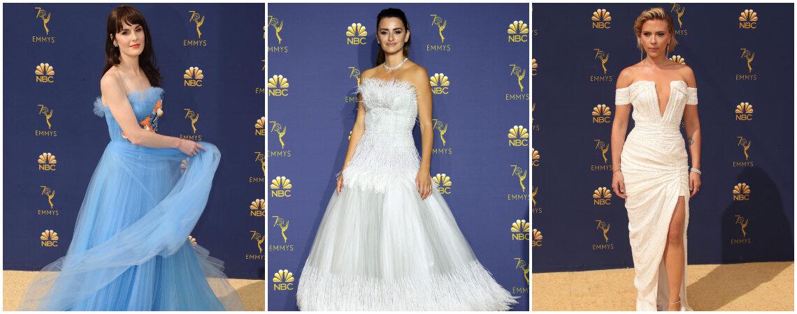 Emmy Awards 2018: tendenza e glamour nella notte della TV americana