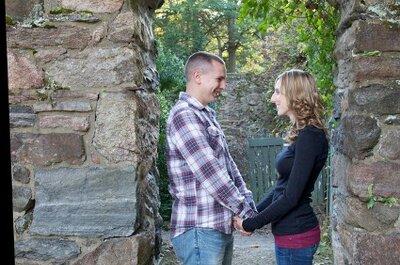 Beautiful and Natural Engagement Shoot