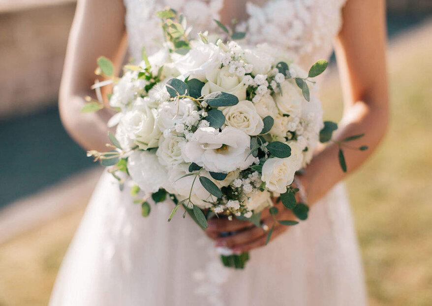 Entra in un mondo fatto di bellezza e perfezione per le tue nozze, entra nel mondo di Maura Colli