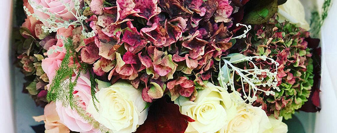 Antonia Flowers in Rome interpreterà il vostro amore con i fiori
