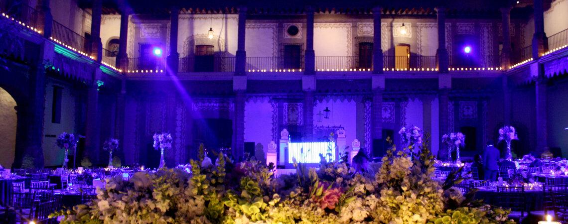 Hacienda Santa Mónica: elegancia, romanticismo y amor…con causa