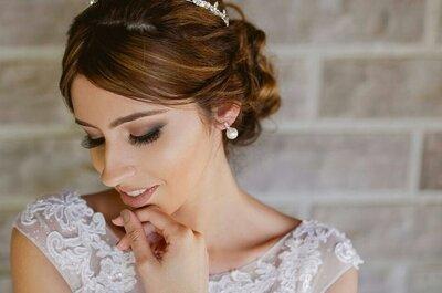 Tipos de acessório de cabelo para noivas: descubra TODOS eles!
