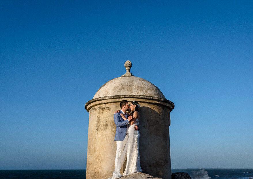 Una boda en el lugar más especial para celebrar tu historia de amor