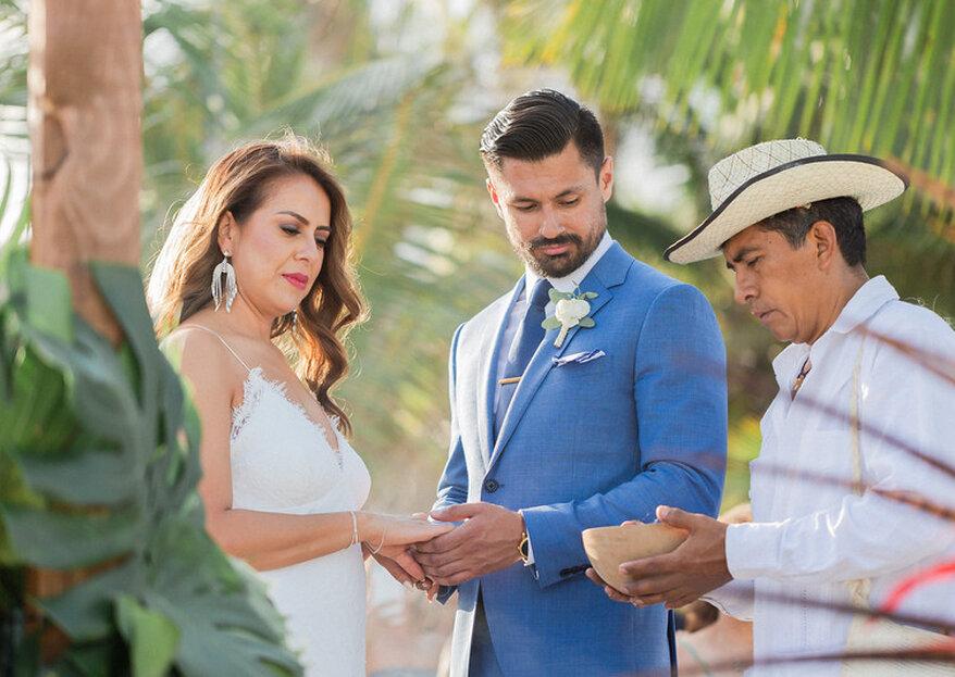 Boda Maya: Todo sobre las ceremonias mayas para boda