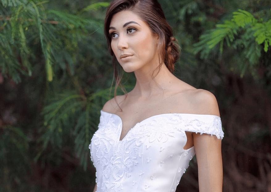 Os 7 melhores estilistas de vestido de noiva em Belo Horizonte