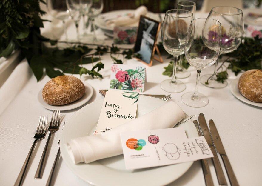 Disfruta de una boda solidaria a beneficio de la Fundación Josep Carreras