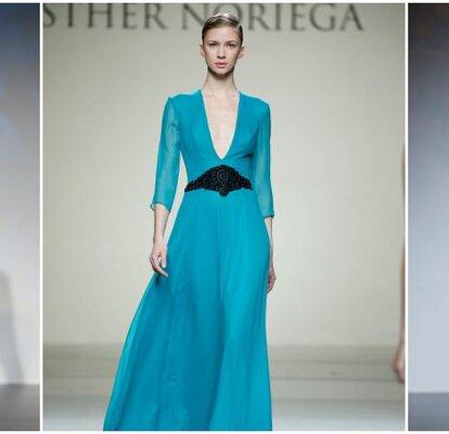 47e7ef1f1 Vestidos de fiesta largos 2016  descubre los 43 diseños más impresionantes  para una boda de noche