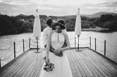 Lo mejor sucede cuando menos te lo esperas: la boda de Israel y Raquel, por Beatriz Tudanca