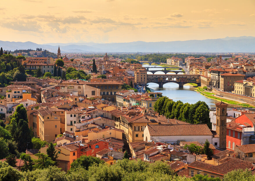 Honeymoon in Florence: A Romantic Adventure For Two in This Tuscan Paradise