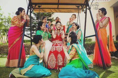 8 Awesome bridesmaids photo ideas