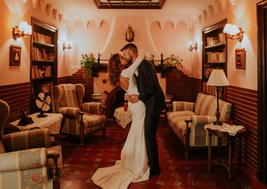 Inseparables: la boda de Marta y Carlos