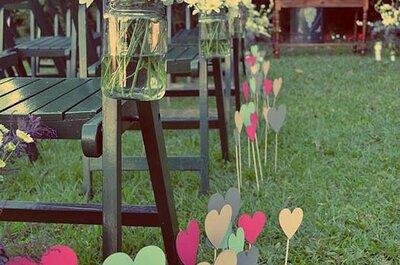 7 ideas extraordinarias para decorar tu boda en 2016