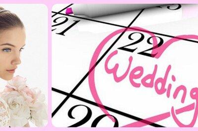 Plan de belleza para lucir perfecta en tu boda