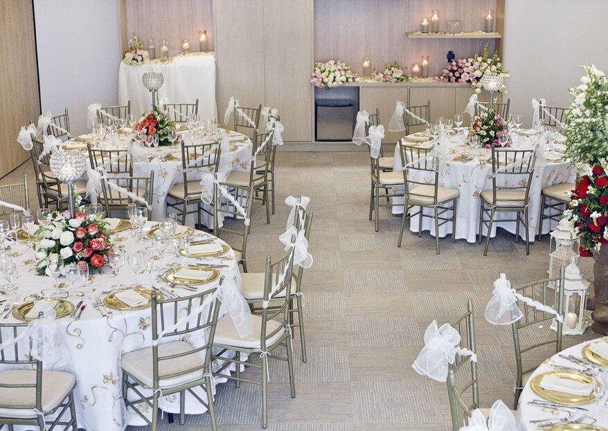 Conoce el Mercure Emile, un ideal hotel para bodas en Santa Marta