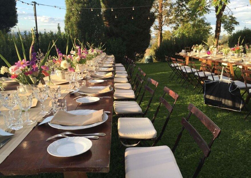 Mencarelli Group è la scelta vincente per un catering favoloso, fresco e innovativo, all'insegna del gusto!
