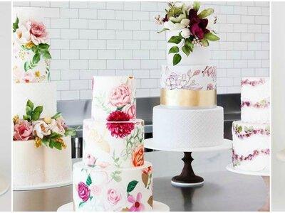Ken jij de aquarel taarten al? Ontdek deze trend nu!