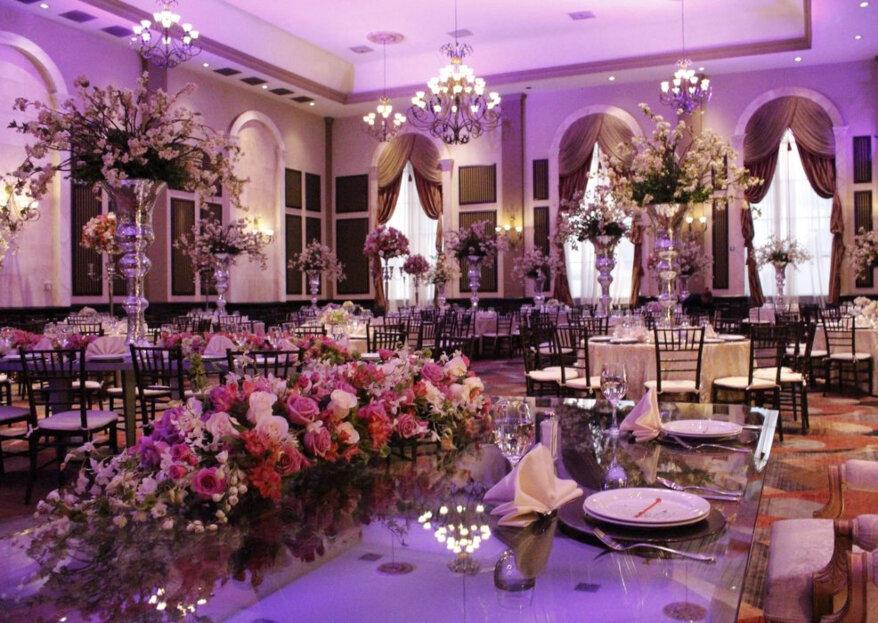 Las Pampas Eventos: una boda de ensueño con un estilo elegante y clásico