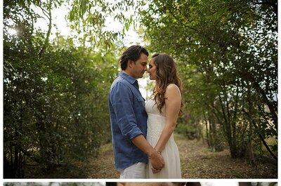 Sesión de fotos pre boda de Fernanda y Jorge en Celaya, Guanajuato