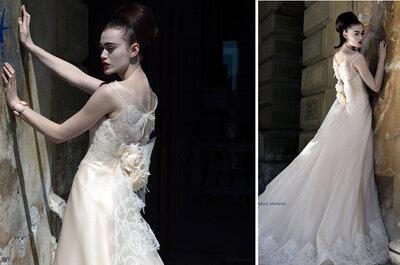 Aimèe 2015: Vestidos de novia inspirados en lo mejor de Italia y su estilo... ¡Preciosos!