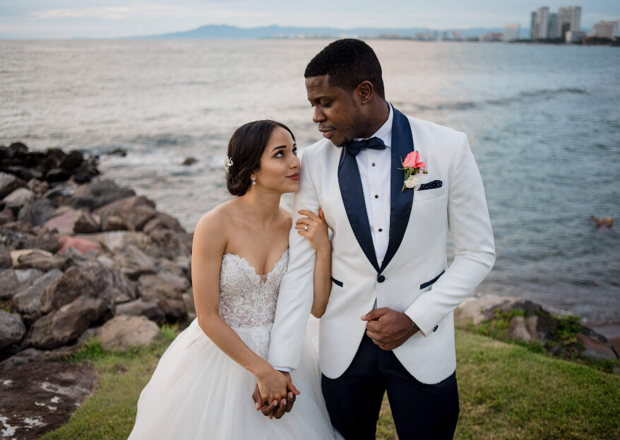 La boda soñada de Daniela y Toritseju en Sheraton Buganvilias Resort