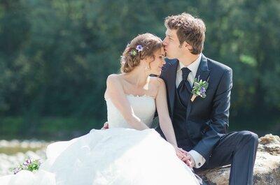 Wie plane ich eine Hochzeit mit kleinem Budget? So klappt's mit der Traumhochzeit!