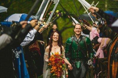 Game of Thrones: hoe de serie jouw bruiloft kan inspireren!