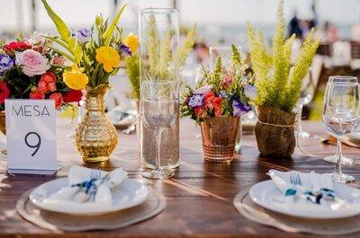 Cómo elegir el estilo correcto para tu boda: Los expertos te cuentan sus tips must