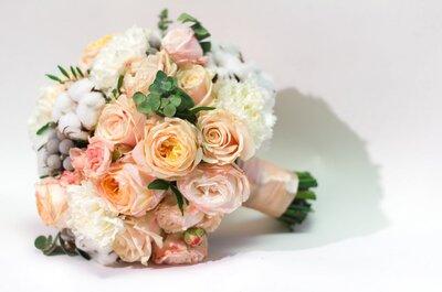 Как выбрать свадебный букет? 6 полезных советов для невест!