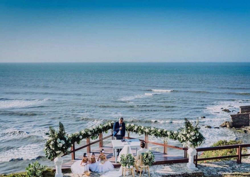 Lugares históricos para tu boda en Colombia: ¡descubre los más especiales!