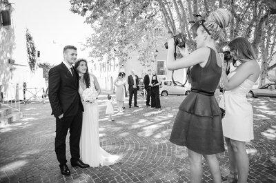 ¿Cómo salir perfecta en las fotos del matrimonio? ¡Descubre nuestros consejos!