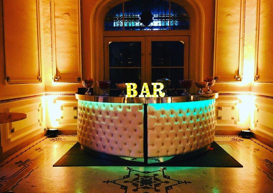 Serviços de bar para casamento em São Paulo: conheça os 12 melhores!