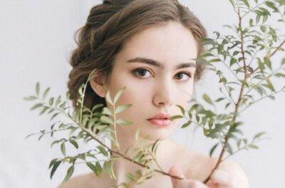 Естественный образ невесты: природная красота - лучший тренд!