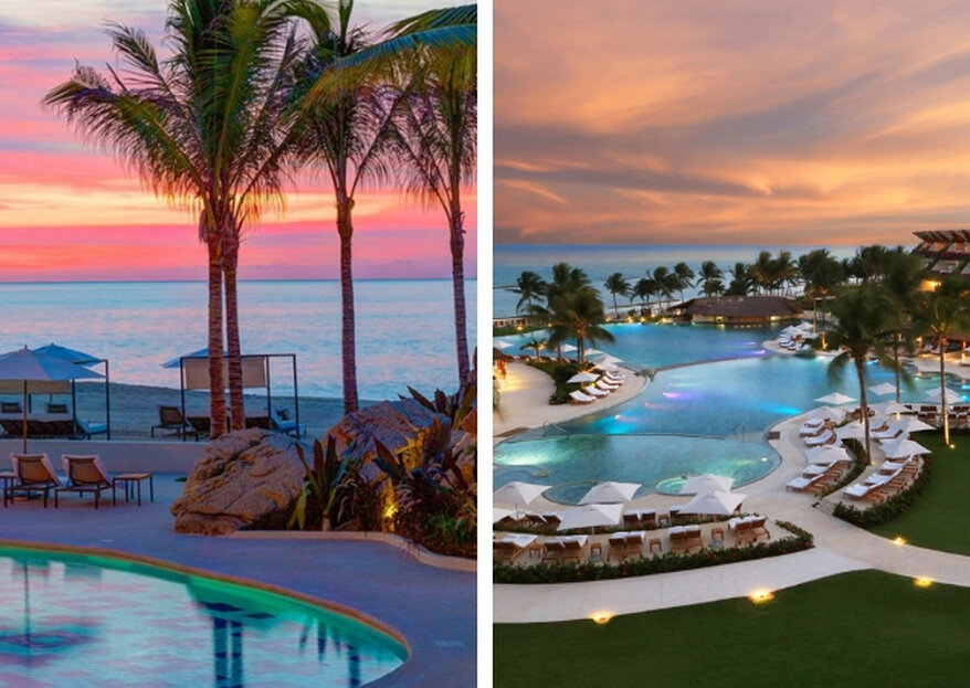 Destination wedding in Mexico? Here's five amazing hotel resorts to choose from