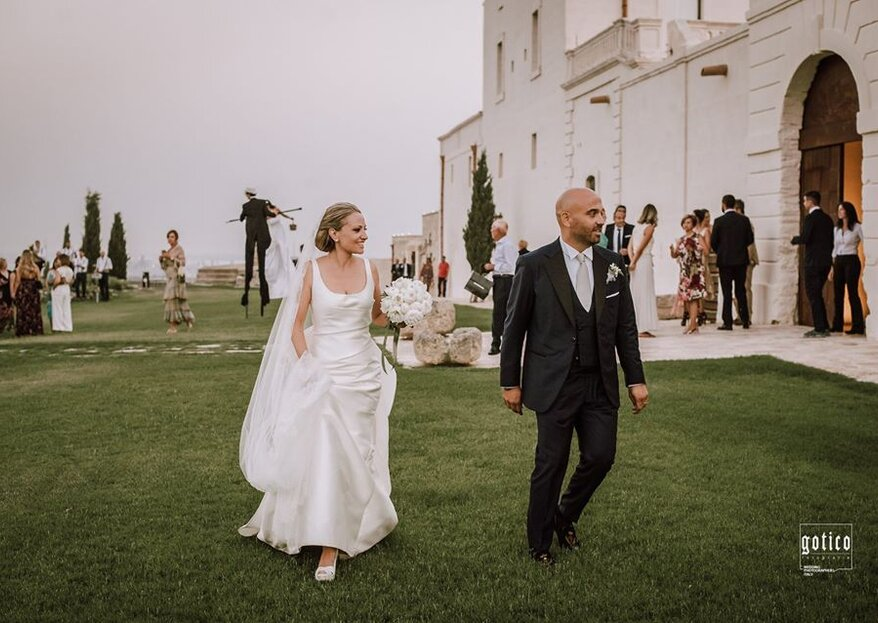 Quali sono i costi aggiuntivi in una location di nozze?