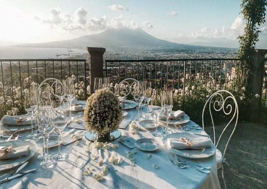 5 location per celebrare le nozze, per 5 tipologie di coppie