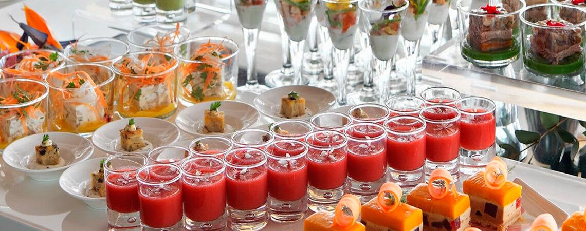 Platos para sorprender a tus invitados si celebras tu boda en Girona