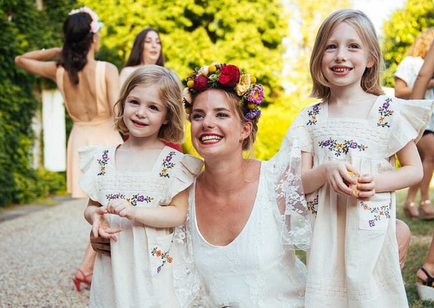 Comment Decorer La Table Des Enfants A Son Mariage En 5 Etapes