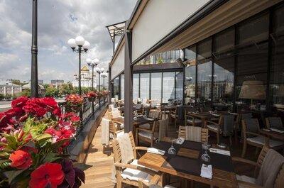 ТОП10: рестораны и банкетные залы для свадьбы в Москве
