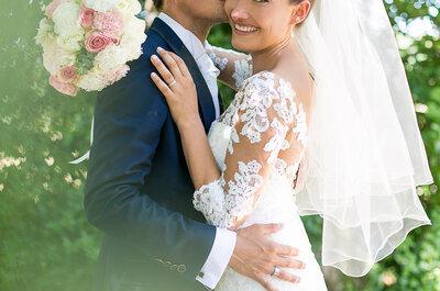 Laurie et Tony : un joli mariage sur trois jours dans un château en Gironde