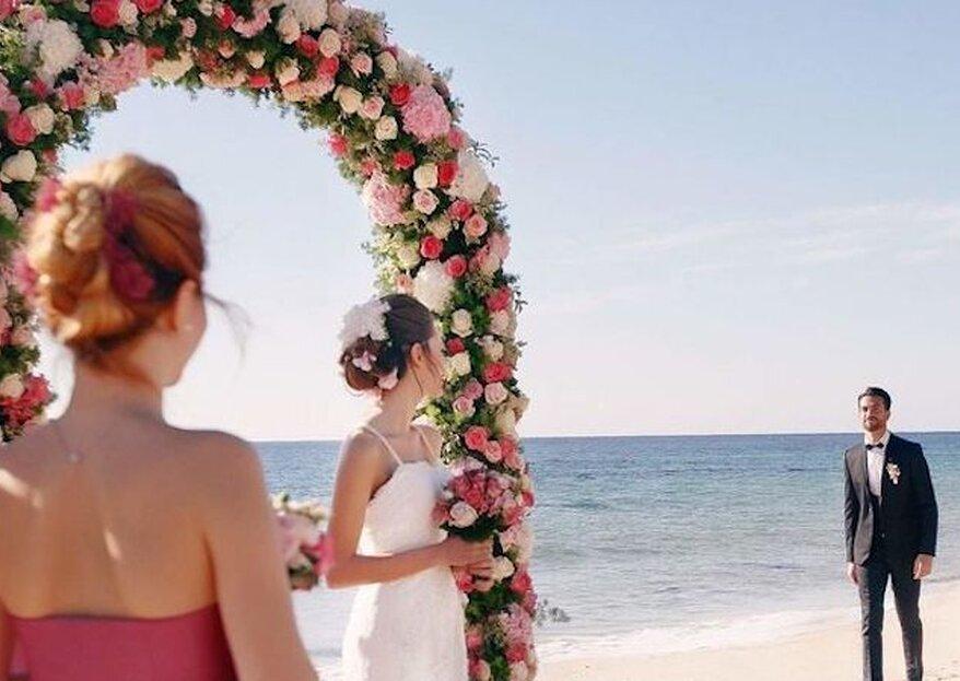 Floricoltura Loi: qualunque sia la vostra wedding destination, noi ci saremo!