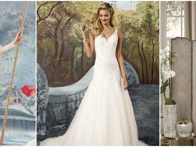 European Bridal Week: ontdek de mooiste designs van de deelnemende merken