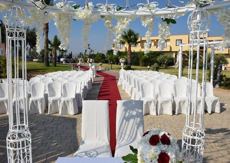 Desusino Banqueting: la location ideale per celebrare il vostro matrimonio in armonia, godendo di una cucina di alta qualità